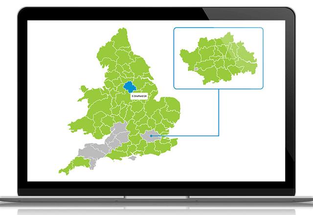Green machine - Maps