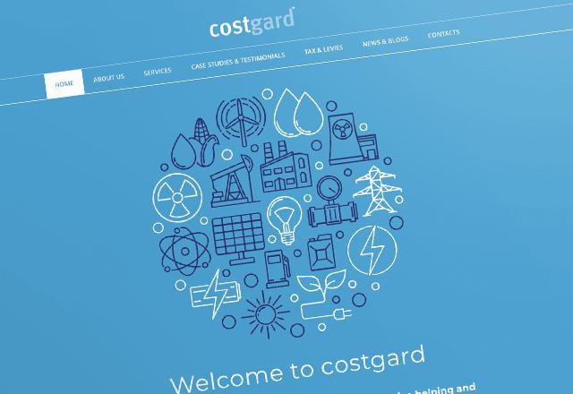Costgard Energy Website