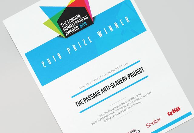 LHA - Awards certificates