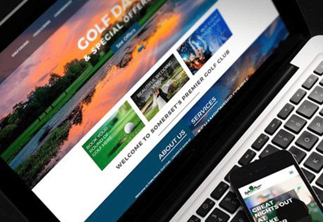 Oake Manor Golf Club Website