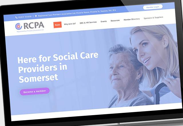 RCPA - Responsive Website